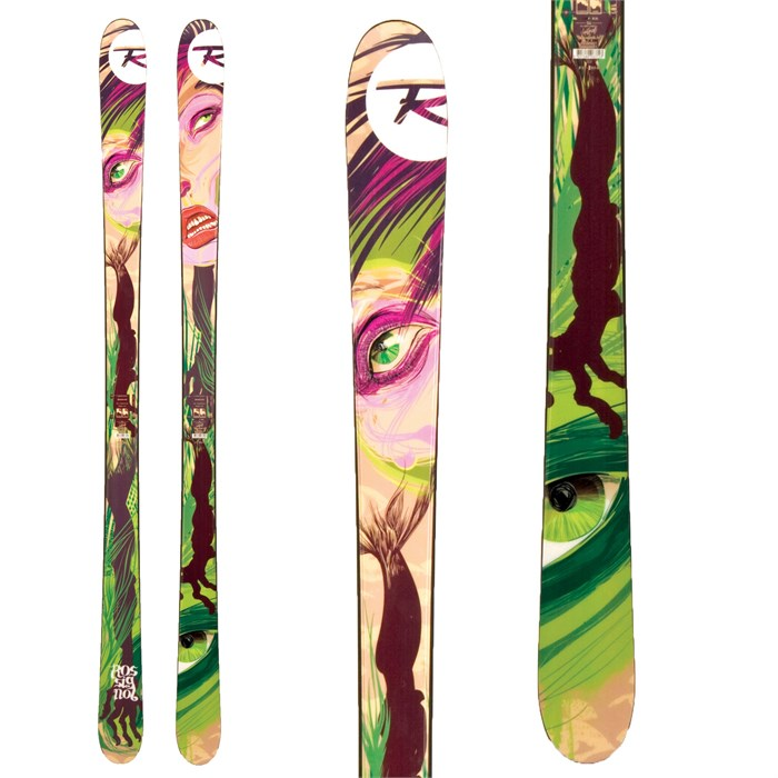 Rossignol - S4 Pro Jib Skis - Youth 2011
