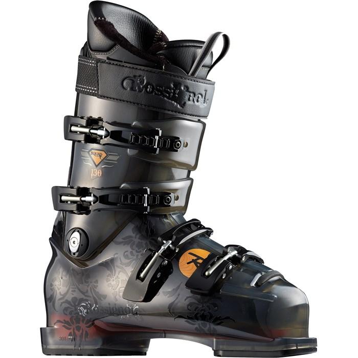 Rossignol - Squad Pro 130 Carbon Ski Boots 2011