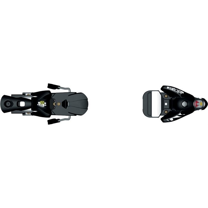 Salomon STH 16 Driver Ski Bindings (100mm Brakes) 2011