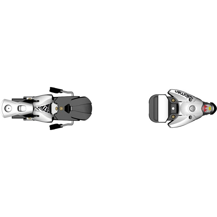 Salomon STH 14 Driver Ski Bindings (115mm Brakes) 2011