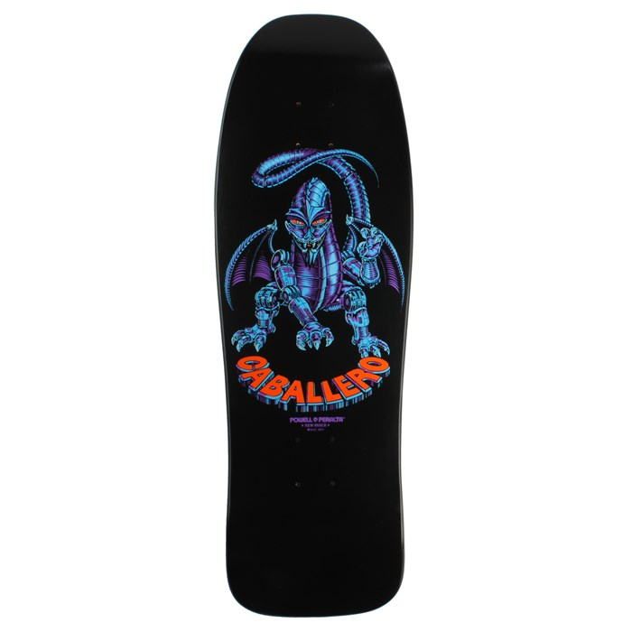Powell - Peralta Caballero Mechanical Dragon Skateboard Deck