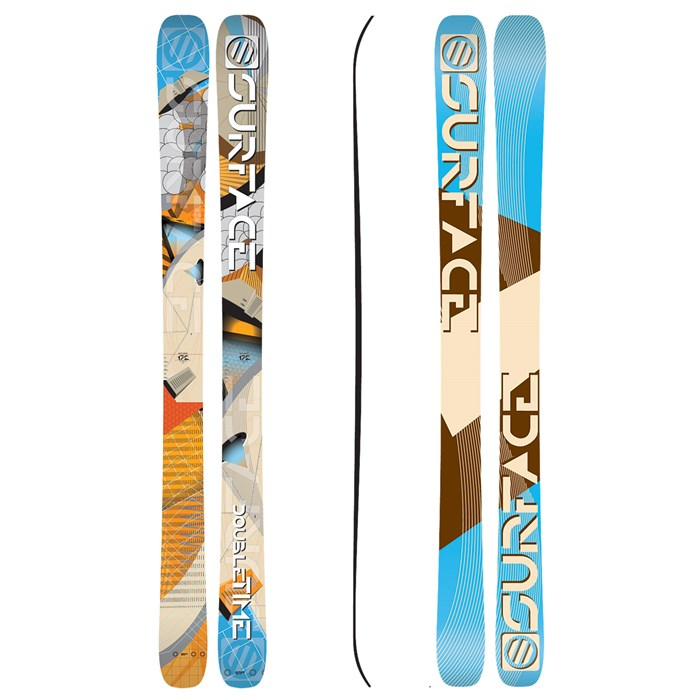 Surface - Double Time Skis 2011