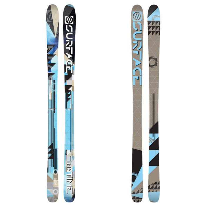 Surface - My Time Skis - Women's 2011