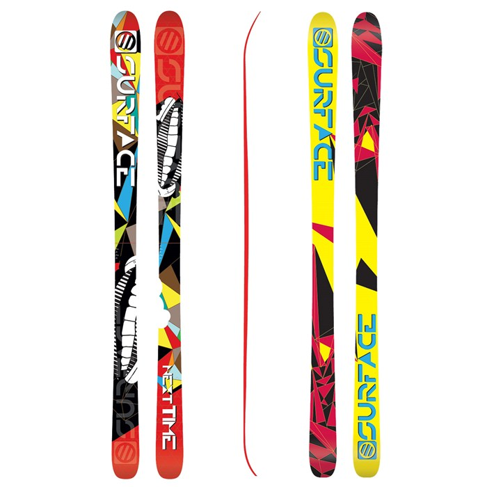 Surface - Next Time Skis - Youth 2011