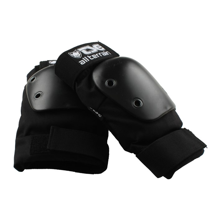 TSG - All Terrain Black Elbow Pads