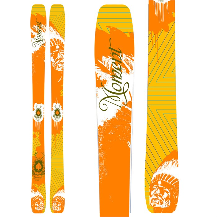 Moment - Spade Skis - Women's 2011