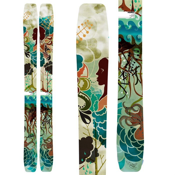 Moment - Pika Skis - Women's 2011