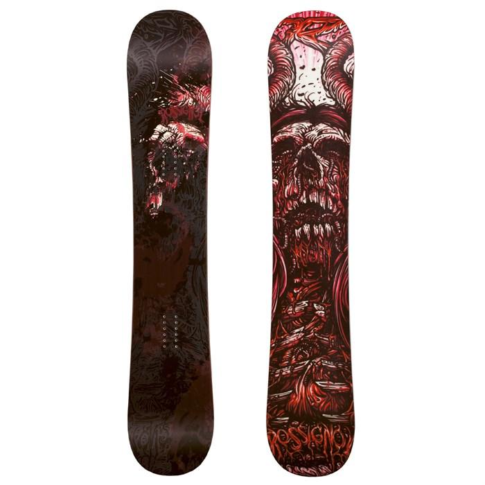 Rossignol - Angus Amptek Rocker Snowboard 2011
