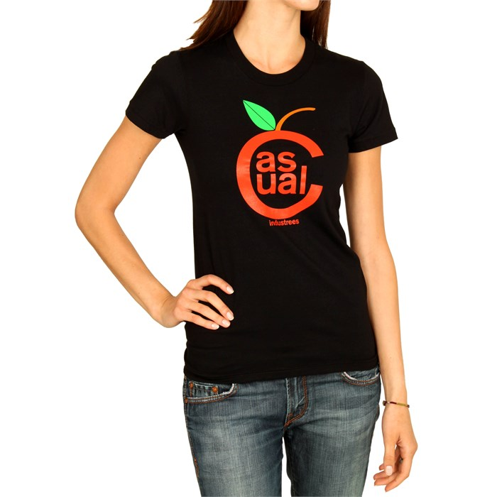 Casual Industrees - C-Apple T Shirt - Women's
