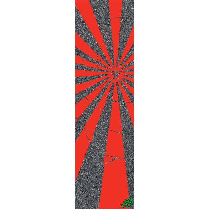 d72a5444f7 Fallen Rising Sun Graphic Mob Grip Tape Sheet | evo