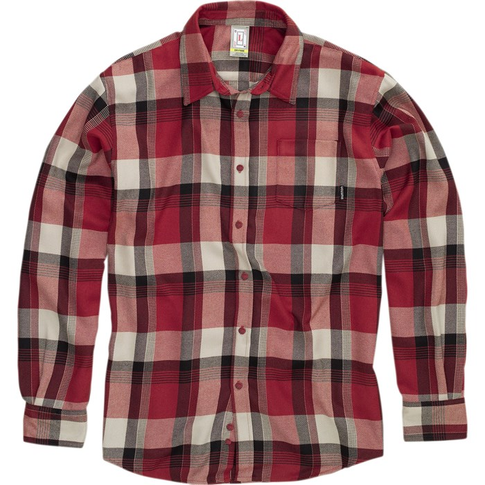 Burton - Tech Flannel Button Down Shirt