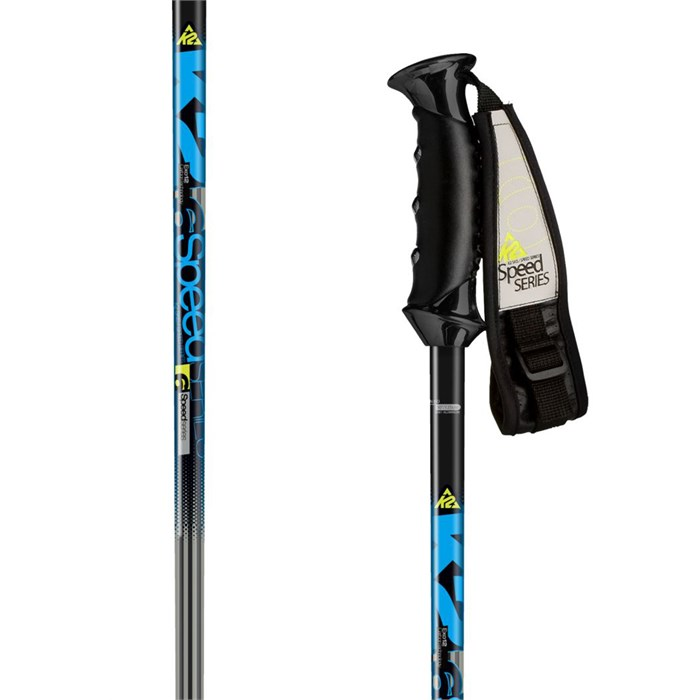 K2 - 6 Speed Ski Poles 2011