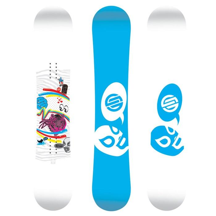 15eb2f1cbda3 Santa Cruz Suave Eyes Snowboard - Women s 2009