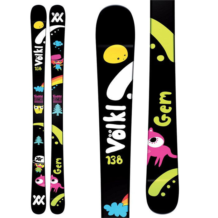 Volkl - Gem Jr Skis - Youth 2011