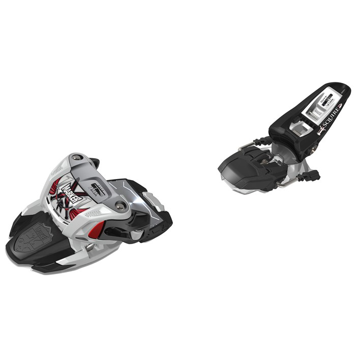 Marker - The Squire Ski Bindings (110mm Brakes) 2012