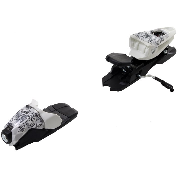Marker M 10.0 Free Ski Bindings (85mm Brakes) 2011