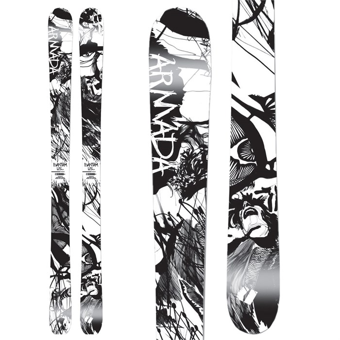 Armada - Bantam Skis - Youth 2011