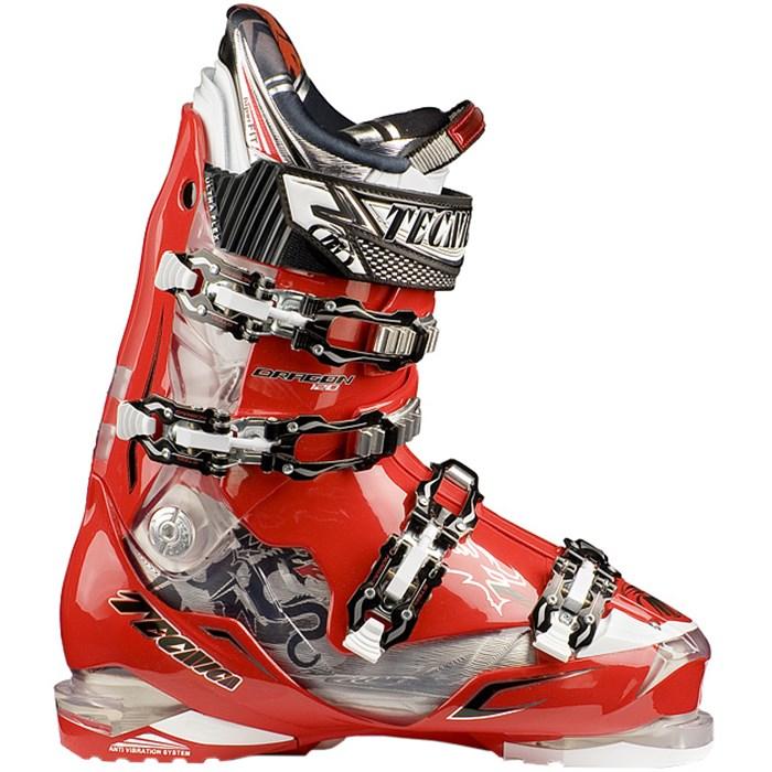 Tecnica Dragon 120 Hiperfit Ski Boots 2011 Evo