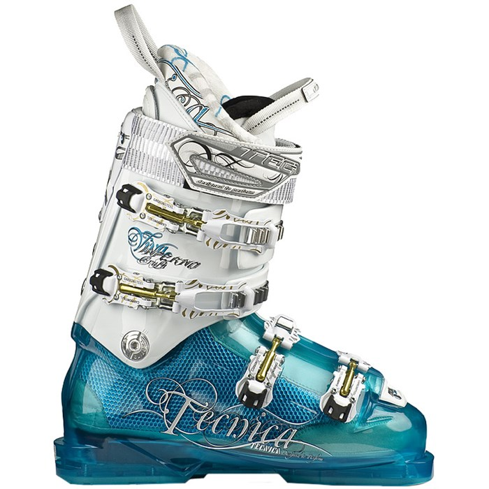 Tecnica - Viva Inferno Crush Ski Boots - Women's 2011