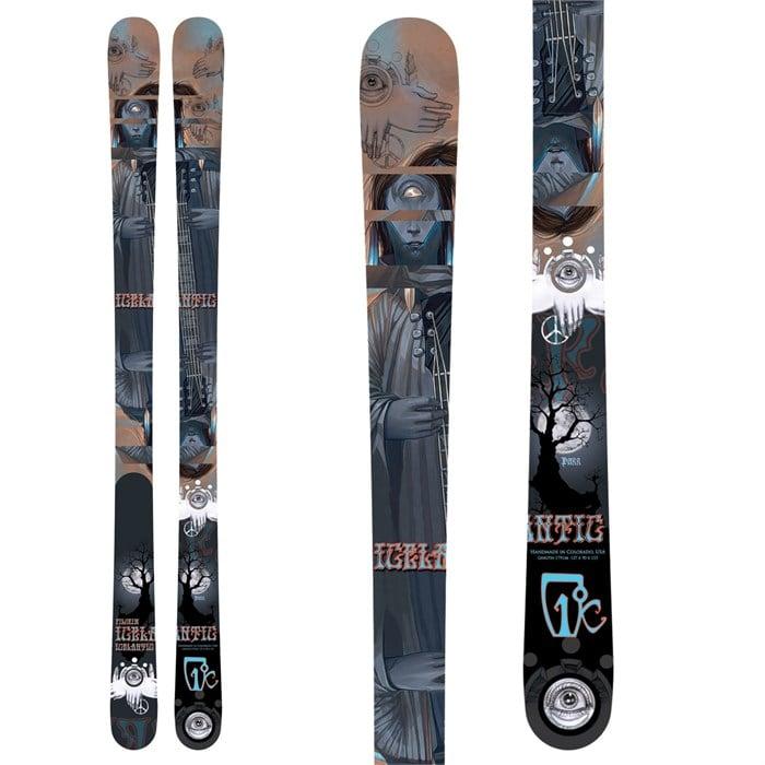 Icelantic - Pilgrim Skis 2011
