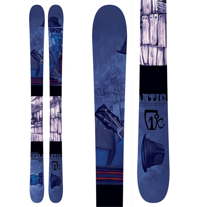 Icelantic - Nomad SFT Skis 2011