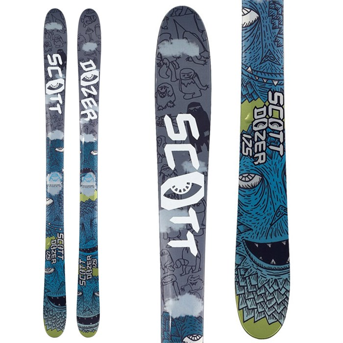 Scott - Dozer Skis 2011