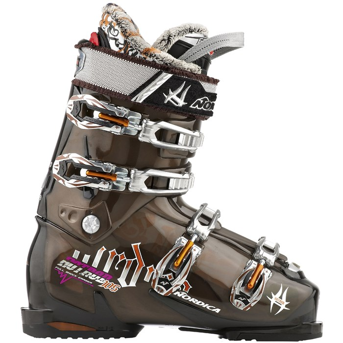 Nordica - Hot Rod 105 Ski Boots 2011