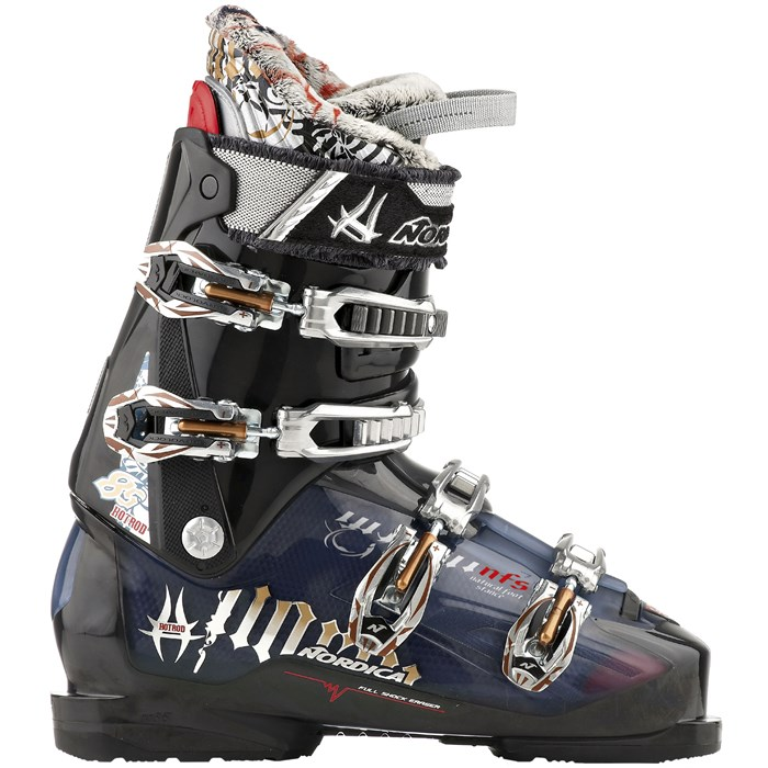 Nordica - Hot Rod 85 Ski Boots 2011