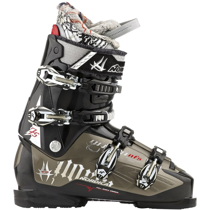 Nordica - Hot Rod 75 Ski Boots 2011