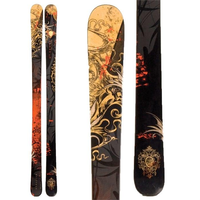 Dynastar - 6th Sense Distorter Skis 2011
