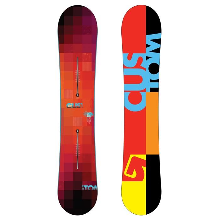 Burton - Custom Flying V Rocker Snowboard 2011