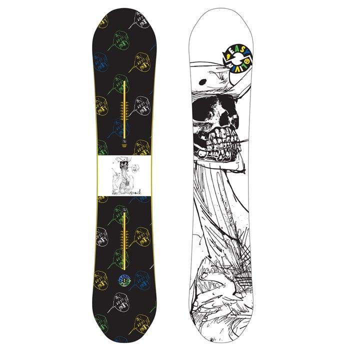 burton easy livin rocker snowboard 2011 evo. Black Bedroom Furniture Sets. Home Design Ideas