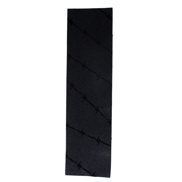 FKD - Sawblade Progrip Black Skateboard Grip Tape Sheet