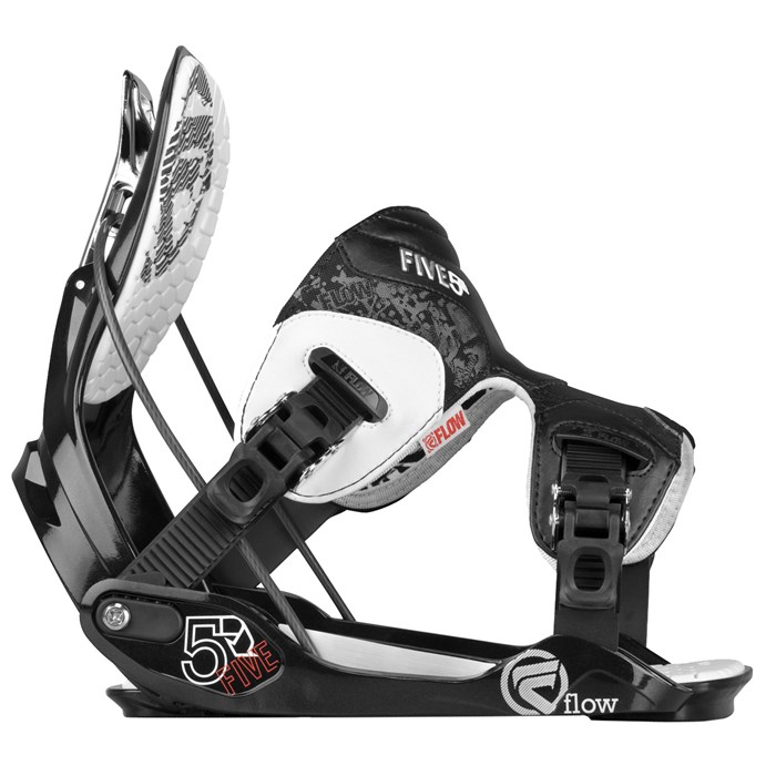 Flow The Five Snowboard Bindings 2011