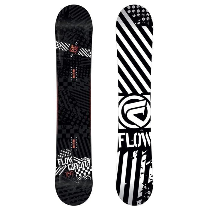 Flow - Infinite Rocker Snowboard 2011