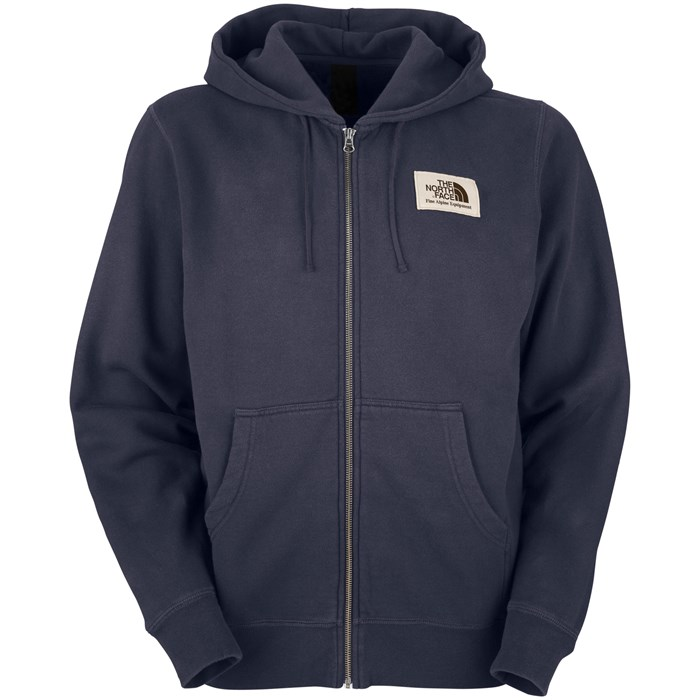 The North Face - Throwback  Zip Hoodie