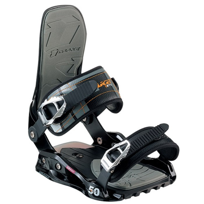 Drake Fifty Snowboard Bindings 2006