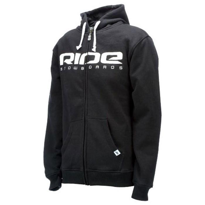 Ride - Logo Zip Hoodie