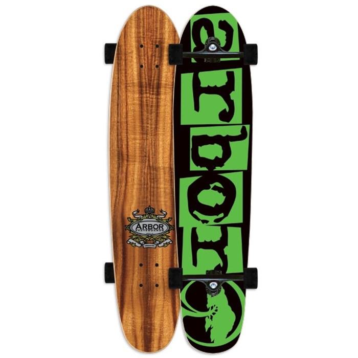 Arbor Skateboards :: 2016 Product Profiles - Bug - YouTube