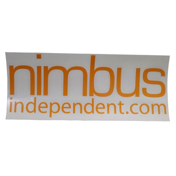 Nimbus Independent - Diecut Sticker
