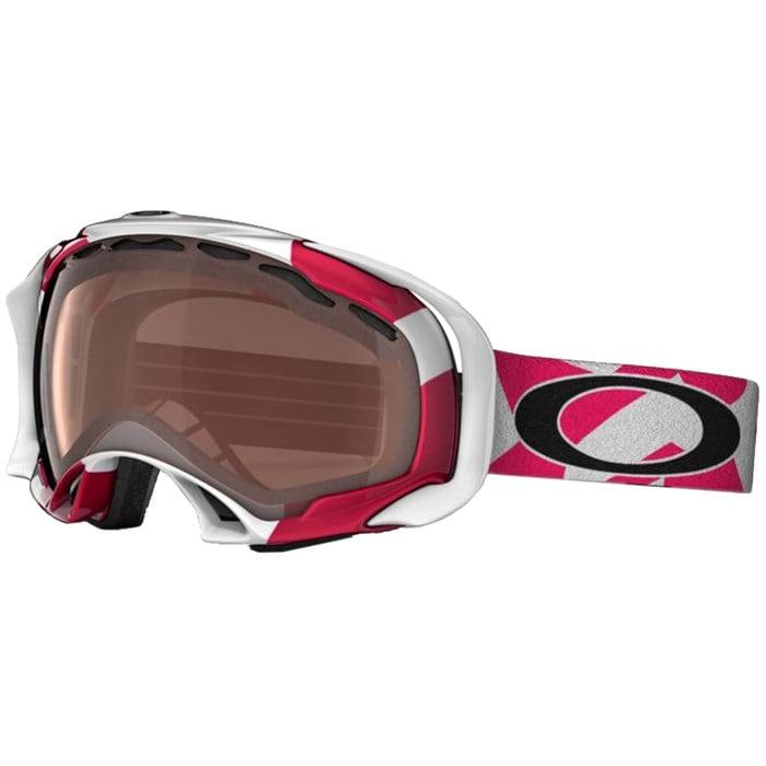oakley splice goggles on sale  oakley splice goggles factory slant lava vr28 iridium