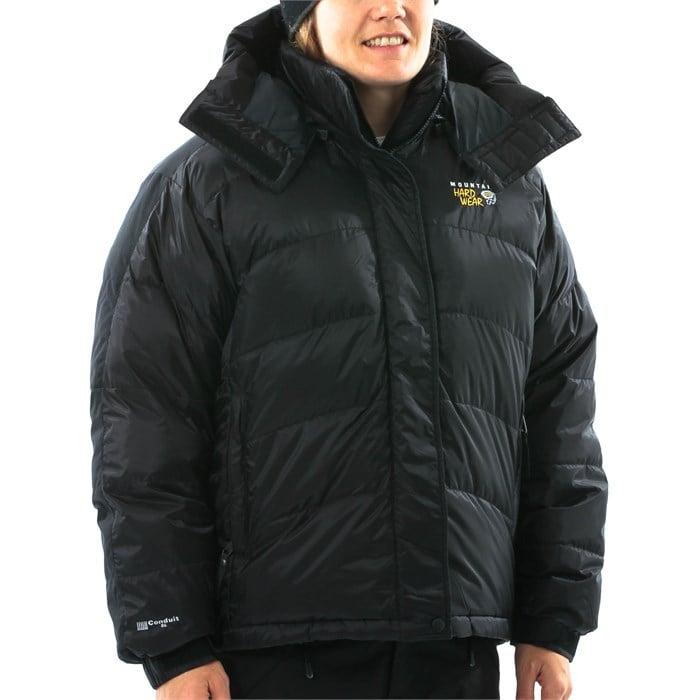 Mountain Hardwear Sub Zero Sl Hooded Jacket Women S Evo