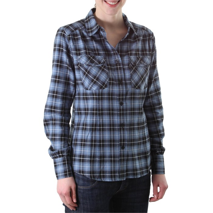 Wesc - Lita Button Down Shirt - Women's