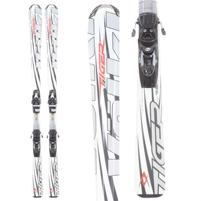 Volkl - Tiger Skis + Bindings - Used 2008 - Used