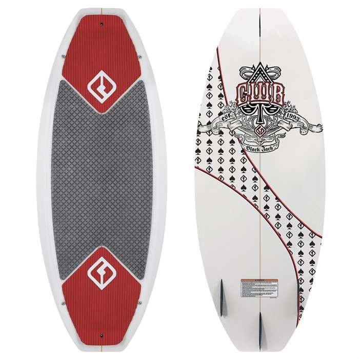 CWB - Blackjack Wakesurf Board - Blem 2010