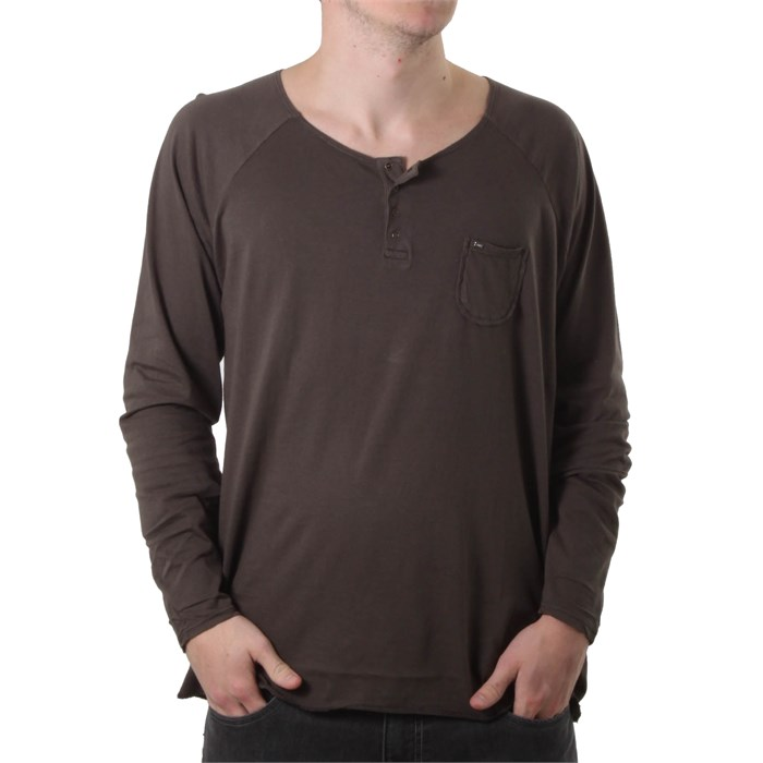 Obey Clothing - Ride On Henley Shirt