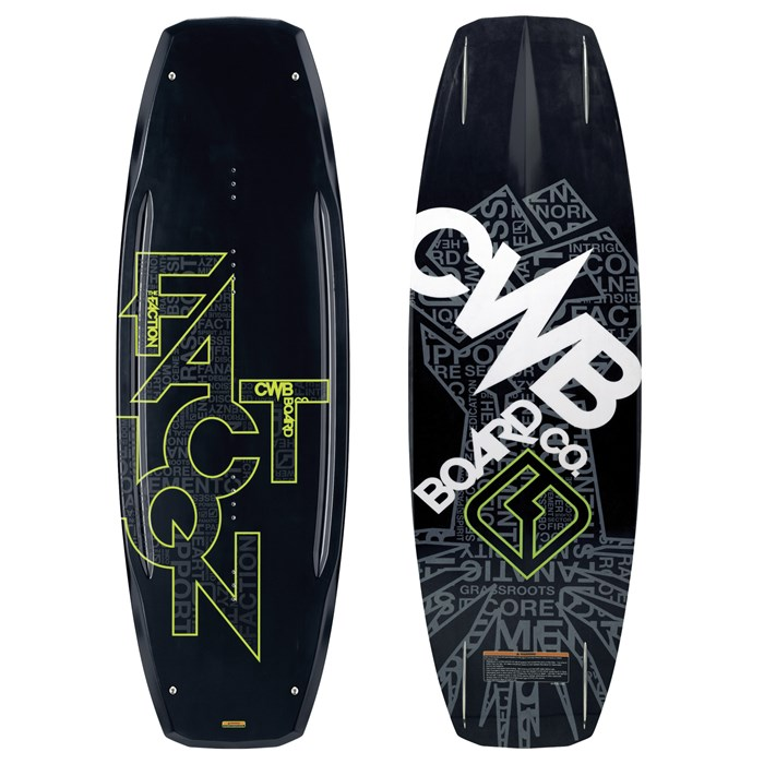 CWB - Faction Wakeboard 2010