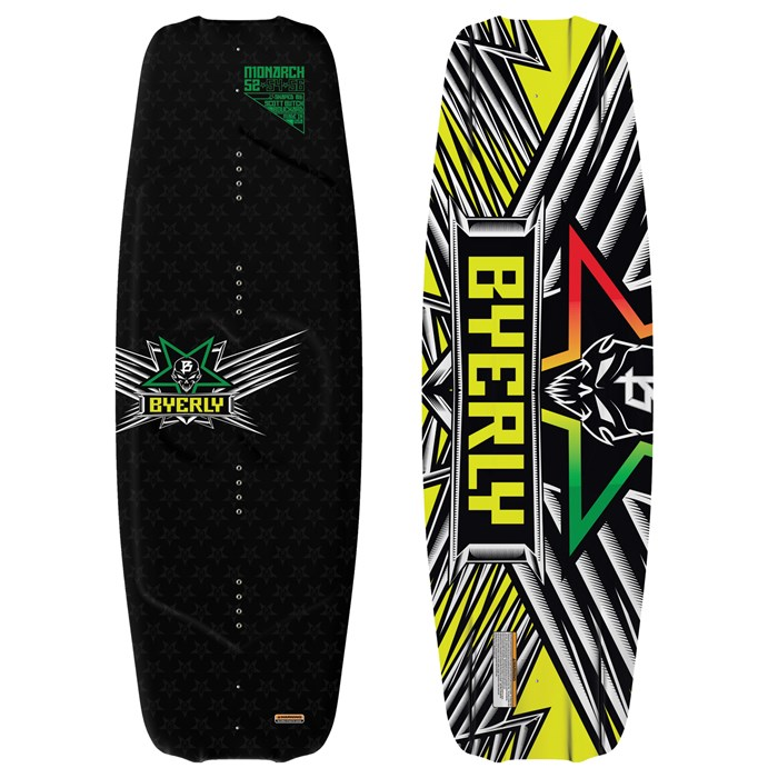 Byerly Wakeboards - Monarch Wakeboard - Blem 2010