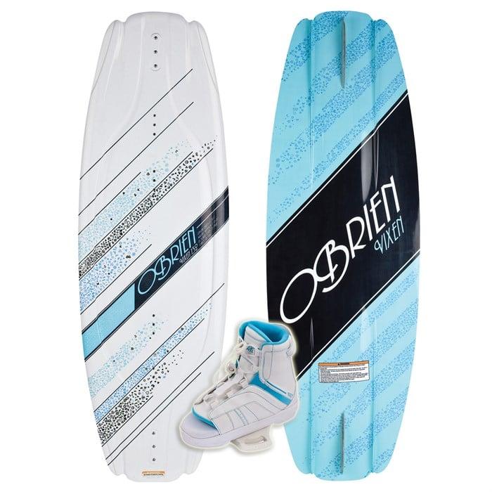 Obrien - Vixen Wakeboard + Vixen Boots - Women's 2010