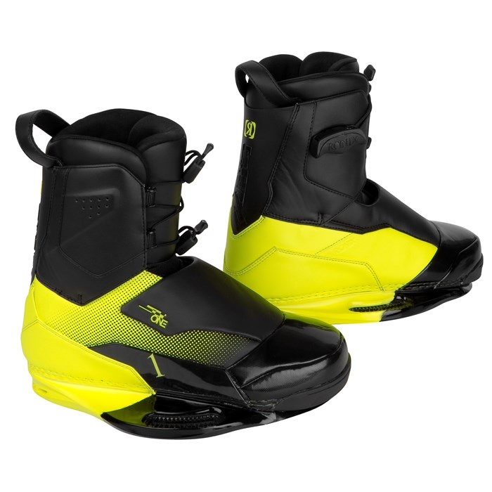 Ronix - One Wakeboard Bindings (Black) 2011
